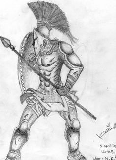 roman gladiator drawing | Spartan Gladiator / Related Searches