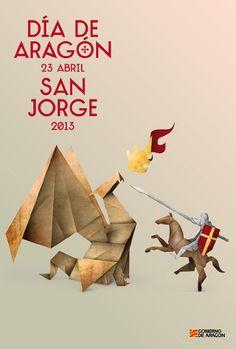 San Jorge 2013 - Diseño gráfico, comunicación, campañas publicitarias, identidad corporativa, packaging, editorial, paginas web, exposicione...