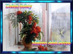 Wiersze,Gify Na Dzień Dobry ...: Gify na dzien dobry - kwiaty Plants, Painting, Beehive, Painting Art, Paintings, Plant, Painted Canvas, Drawings, Planets