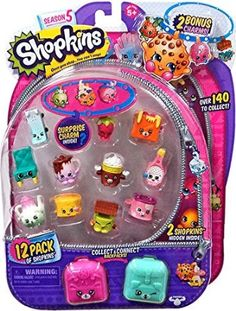 Shopkins Season 5 12  Pack