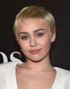 Miley Cyrus Pixie - Short Hairstyles Lookbook - StyleBistro