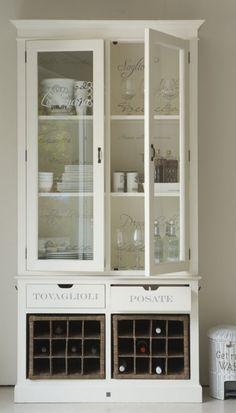 keukenkast model door Levi-Kleinjan idee voor de oude keukenkast deurtjes?