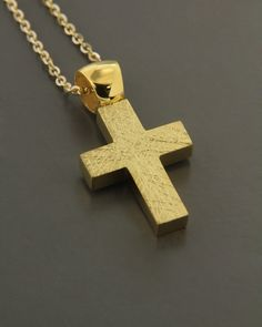 Cross Necklaces, Cross Jewelry, Crosses, Jewellery, Stuff To Buy, Design, Male Jewelry, Minimalist Chic, Jewels