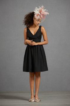 Beribboned Dress