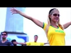 World Cup Song 2014 my Theme - Brazil Long Dance Version