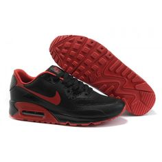 f2cd4f0dc5d Now Buy Discount Nike Air Max 90 Hyperfuse Womens Red Black Save Up From  Outlet Store at Footlocker.