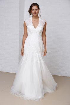 Melissa Sweet for David's Bridal Runway Show, Fall 2013 - Wedding Dresses and Fashion Ideas