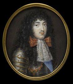 Philippe de France, Monsieur, duc d'Orléans, 17th century, French school