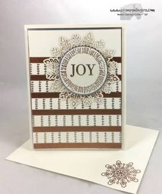 Stamps-N-Lingers.  I love the new Year of Cheer Specialty Washi tape - and this card showcases it beautifully with the Cheers to the Year stamp set.  For free instructions on how to make this card, please visit my blog at: https://stampsnlingers.com/2017/10/04/stampin-up-washi-striped-cheers-to-the-year/