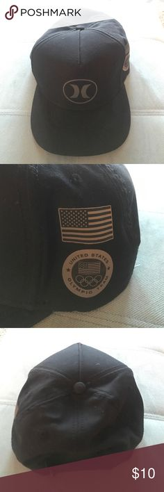 dd38a12f816 Hurley hat Hurley USA 2016 Olympics dry-fit hat Nike Accessories Hats  Hurley Hats