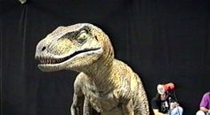 The Creation of Raptor Suits for JurassicPark - The Orange - Fresh!