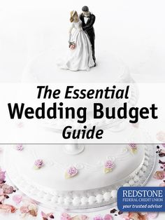 Essential wedding budget advice from Redstone Federal Credit Union.