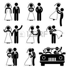 Bride Groom Royalty-Vrije Foto's, Plaatjes, Beelden En Stock Fotografie