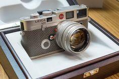 Leica M6 Platinum Set