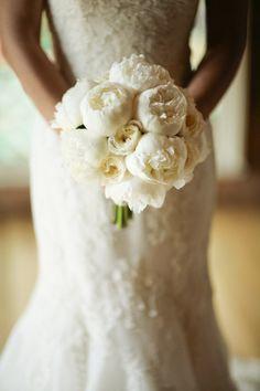 Pioni bouquet.