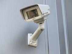 Bewakingscamera installatie project