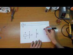 Jak podłączyć stycznik i zrobić sterowanie schemat - YouTube