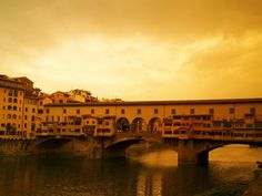 Ponte Vecchio @ Firenze, Italy