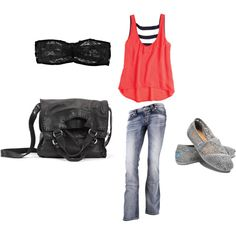 cute, created by jennifurr46 on Polyvore