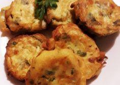 Vegetable Recipes, Meat Recipes, Arancini, Nutella, Baked Potato, Cauliflower, Zucchini, Paleo, Food And Drink