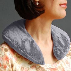 Super Soft Hot Cold Herbal Aromatherapy Neck Wrap