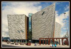Titanic Belfast. Belfast, Titanic, Skyscraper, Multi Story Building, Skyscrapers