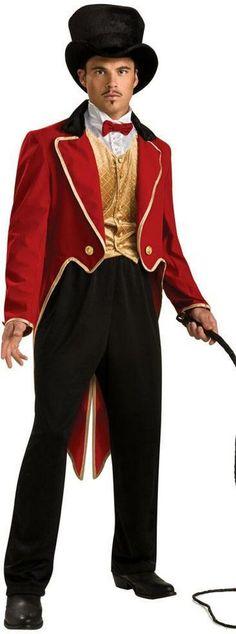 ringmaster costume - Google Search