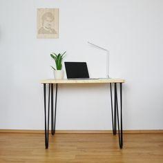 Gadgets, Desk, Austria, Furniture, Blog, Home Decor, Build A Desk, Simple Desk, Simple Diy