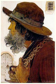 by Ernest Bieler (Swiss, 1863-1948)