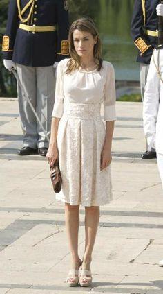 Evolução de Estilo: Letizia Ortiz - Personalidades - Vogue Portugal