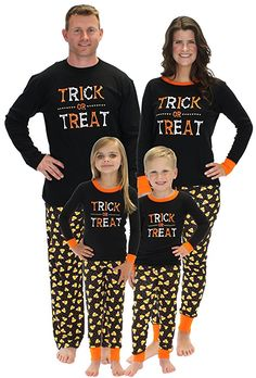 Sleepyheads Halloween Trick-or-Treat Family Matching Pajama Set Halloween  Trick Or Treat 9b9b32e42