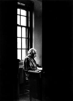 Einstein by Eisenstaedt