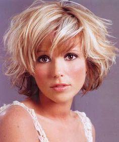 Hair Style: Short and Wavy Hair Cuts