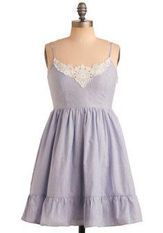 Storybook Beginning Dress, #ModCloth