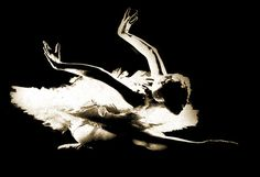 Maya Plisetskaya in Swan Lake