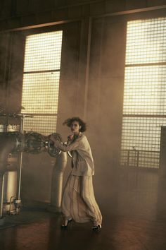 Arizona Muse in Factory Girl for Stern Magazine May '11 - 4