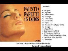 Fausto Papetti - Sax 'N' Bossa /Romantic Saxophone (Full album) - YouTube