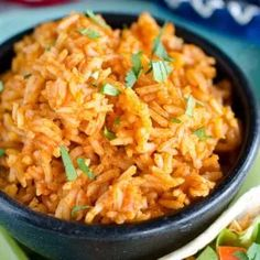How to Make Mexican Rice Recipe for all your Tex-Mex meals! Mexican Rice Recipes, Easy Rice Recipes, Mexican Dishes, Mexican Meals, Mexican Desserts, Freezer Recipes, Gourmet Desserts, Freezer Cooking, Rice Dishes