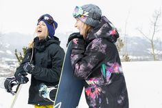 Watch Sarka Pancochova, Celia Miller and Julianne O'Neill in this Ms. Superpark Video Edit. http://flow.com/wordpress/flow-snowboarding-at-ms-superpark-celia-miller-sarka-pancochova-julianne-oneill/