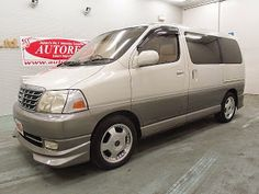 Japanese vehicles to the world: 2001 Toyota Grand Hiace Selection for Botswana to ...