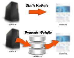 Before deciding actually, you should know what is the difference between #dynamicwebsite and #staticwebsite? It is important to understand the difference. For More Information Visit at: info@crispycodes.com