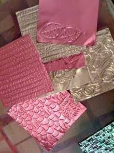 Embossing Metal Workshop Guilford, Connecticut  #Kids #Events
