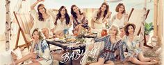 GIRLS' GENERATION Casio 2016 S/S Promotion 「Be Tough, Be Cool, with BABY-G」 - GGPM Official WebSite