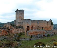 Castillo de Ucero. Soria