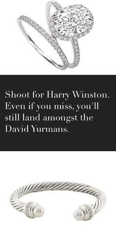 Women's Fashion, Beauty & Lifestyle – SHEfinds Harry Winston, Love Me Quotes, Wise Words, Jewlery, Diamonds, Perfume, Dreams, Engagement Rings, Sayings