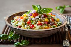Quinoa & Vegetable Stir-Fry - The Kaplan Center