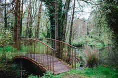 Ballymaloe House, in Cork, is a family-run romantic country house hotel famous for its outstanding hospitality and superb food. Irish Landscape, Country House Hotels, Garden Bridge, Cork, Scenery, Romantic, Outdoor Structures, Landscape, Corks