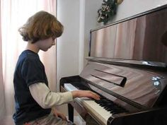 Tears - Original piano composition by Adam Kulju (10 yrs old)