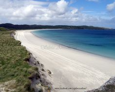 Valtos beach lies on the West of Lewis ..
