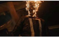 Psyched to see @iamgabrielluna back in action as #GhostRider on #AgentsofSHIELD! Great season finale! Can't wait to see what's in store for Season 5! #SpiritofVengeance #GabrielLuna #SHIELD #AIDA #Darkhold
